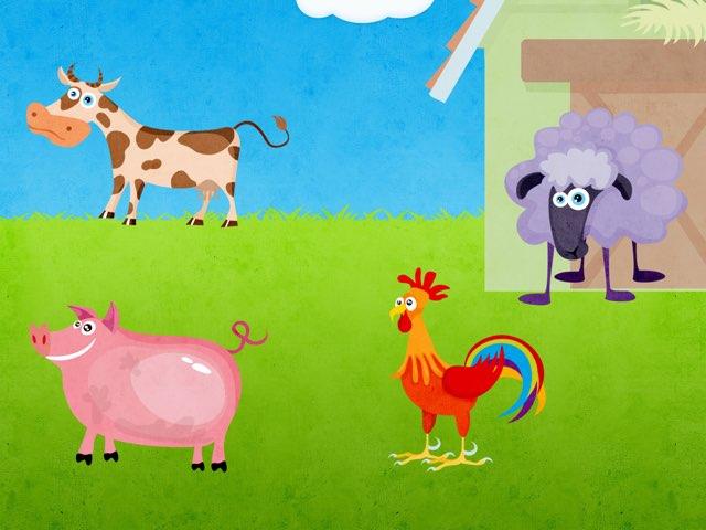 Farm Animals by Lynda Poole