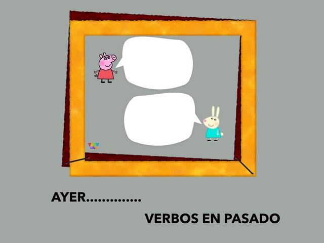 Usar Verbos En Pasado by Francisca Sánchez Martínez