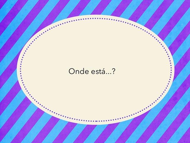 Onde está? by Júlia  Fink