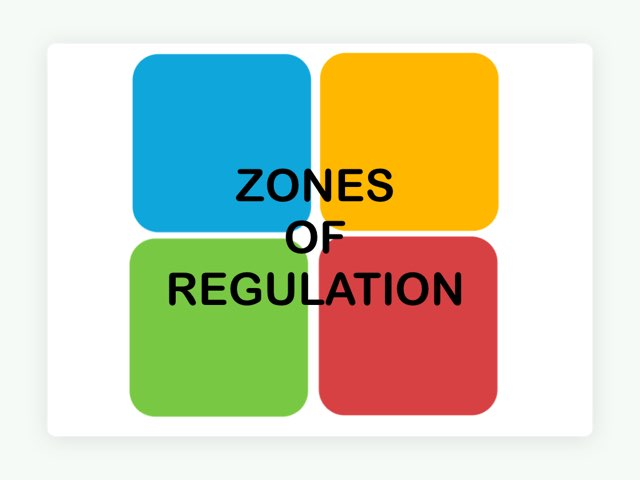 Zones of Regulation - Intro by Anna Ray