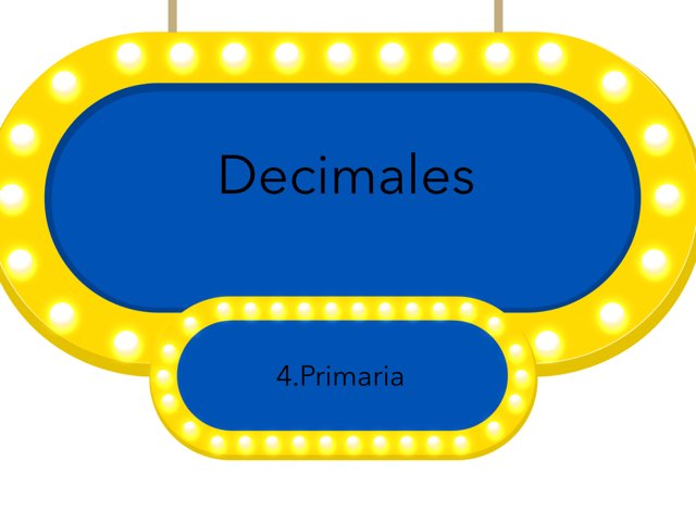 Decimales by Ibon Rebelo