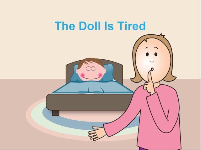 The Doll Is Tired by My Life Skills Box