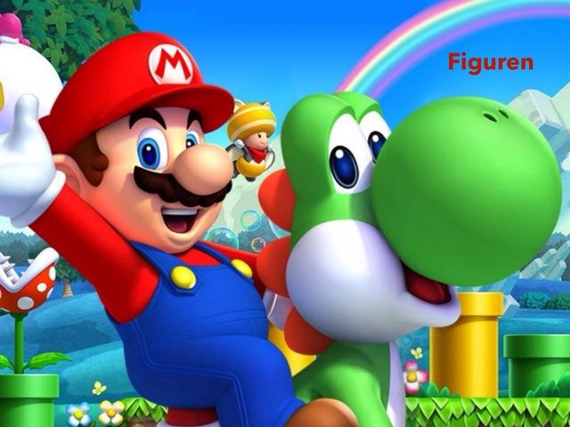 Mario Figuren by Elsbeth Comello