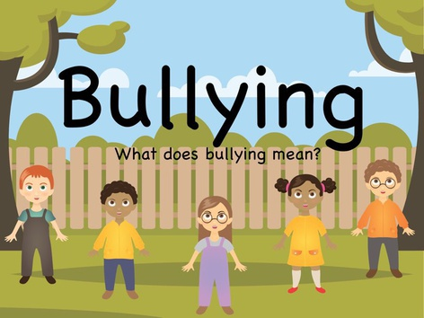 What Is bullying? by Hazel