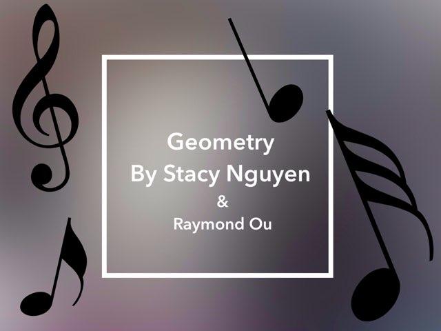 Geometry by Stacy Nguyen