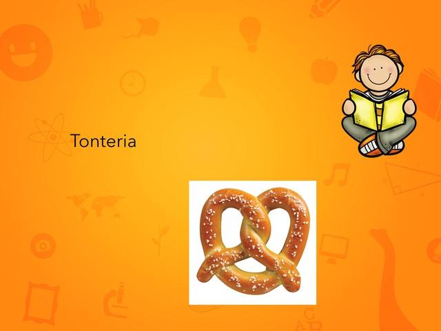 Pero Es Una Tonteria by TinyTap creator