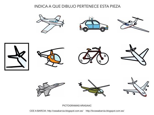 ¿A qué dibujo pertenece? by Zancisco Cosecha