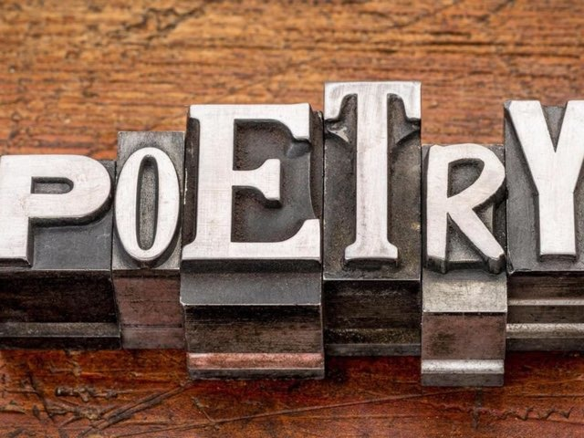 Poetry Vocabulary by Theresa Staley