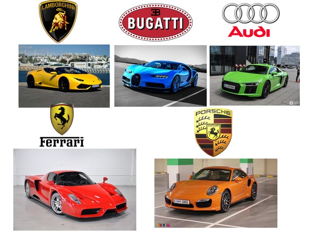 Different Cars  by moussa