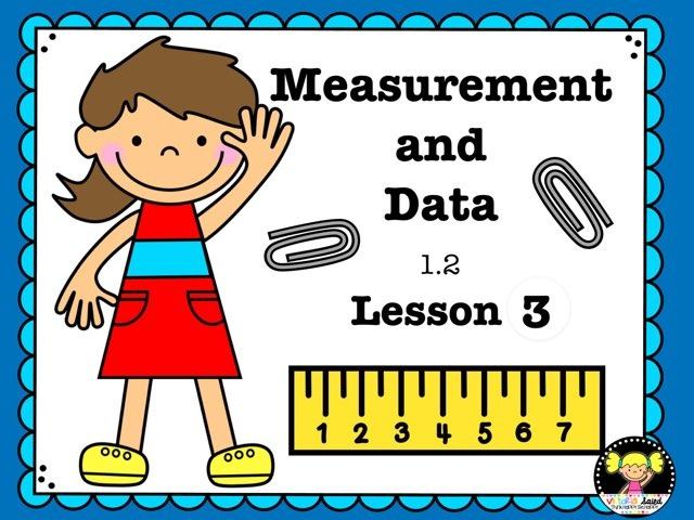 MD 1.2 Lesson 3 Assessment  by Jennifer