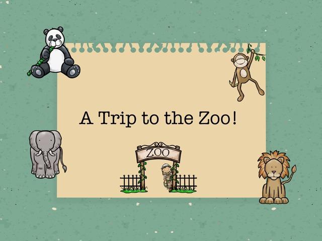 Tracy at the Zoo by Maya Roushdy