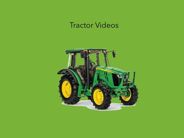 Tractor Parade Videos by Kristin Meadows