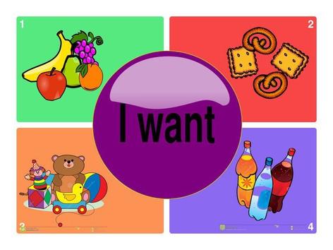 I Want by Teresa Grimes