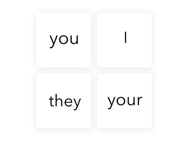 Trick Words Week 4 by Lorene Himpelmann