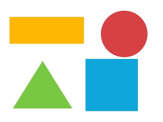 Formas Geométricas  by Nerea Glez