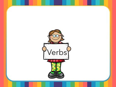 Verbs by Jay Morris