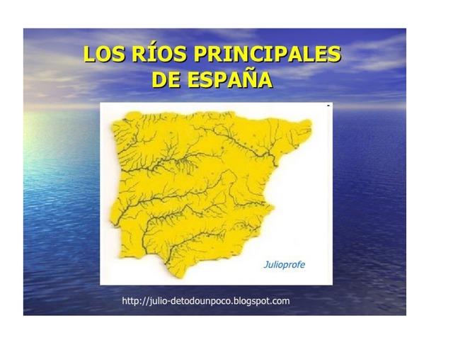 Rios De España by Sofia Moro Thome