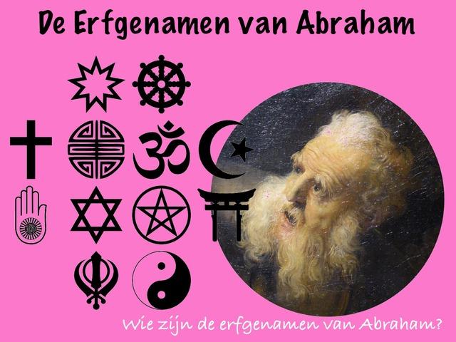 Levensbeschouwing, Erfgenamen van Abraham by Caspar Middeldorp