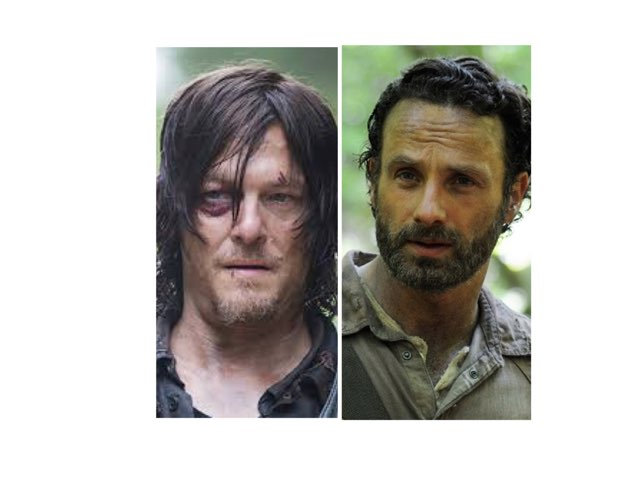 The Walking Dead Character Quiz  by Tracey Phillipps