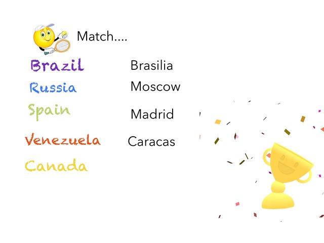 Countries by Nani S.a.s
