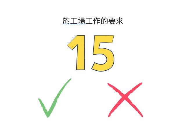 工場要求 by naosze Honghong1115