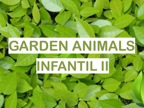 Garden Animals 5 by Thais Baumgartner