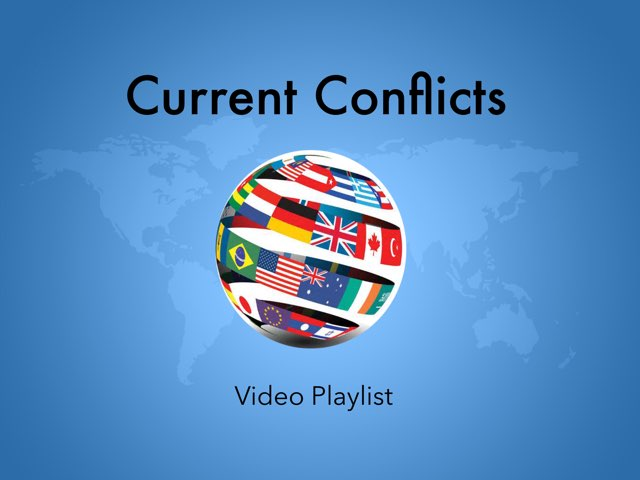 Current Conflicts - Kurzgesagt by Animated Explanations