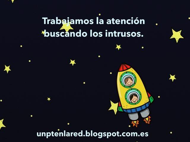 Encuentra El Intruso.  by Jose Sanchez Ureña