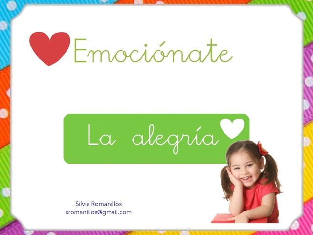 Emociónate: La Alegría by Silvia Romanillos