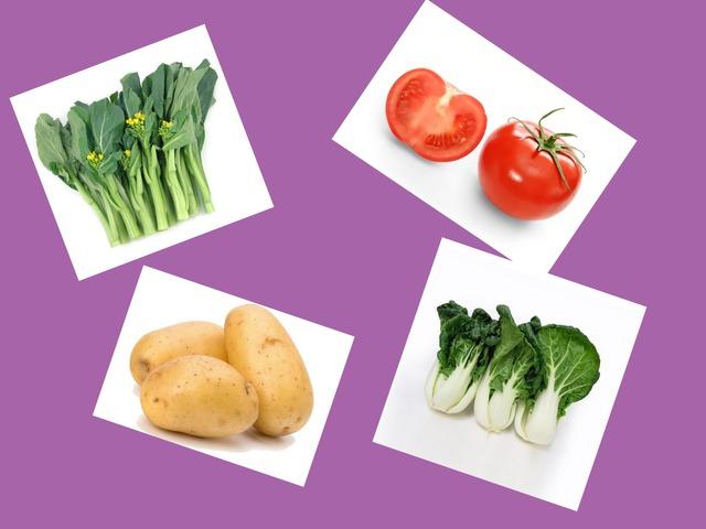 蔬菜 by Danny Chan