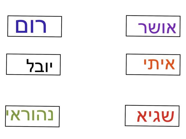 פרטים מזהים by מיכל כאוי )בן משה)