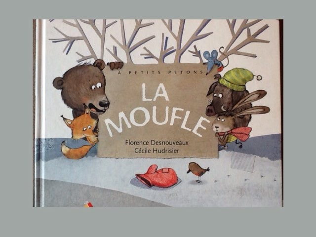 La moufle - PS MS by Clem Milin