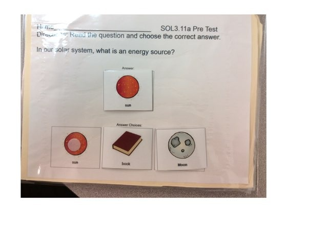 3rd Grade Sol by Catrina Froehler