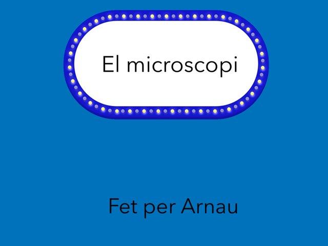El Microscopi by Arnau Álvarez Guerra