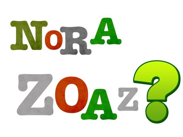 Nora zoaz? by Amaia Bolois