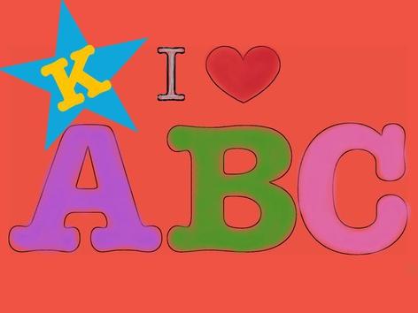MY ABC by Claudia Sawada