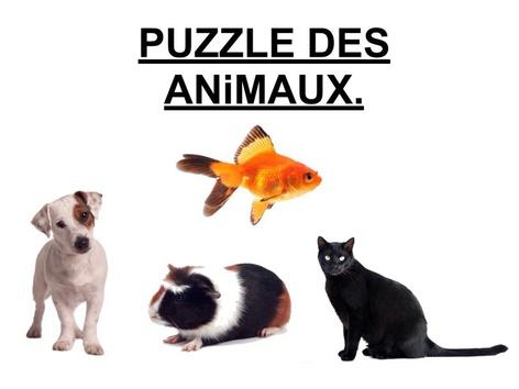 Puzzle Des ANiMAUX. by Valerie Escalpade