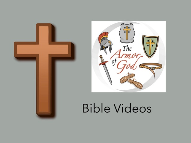 Bible Videos: Armor Of God by Carol Smith