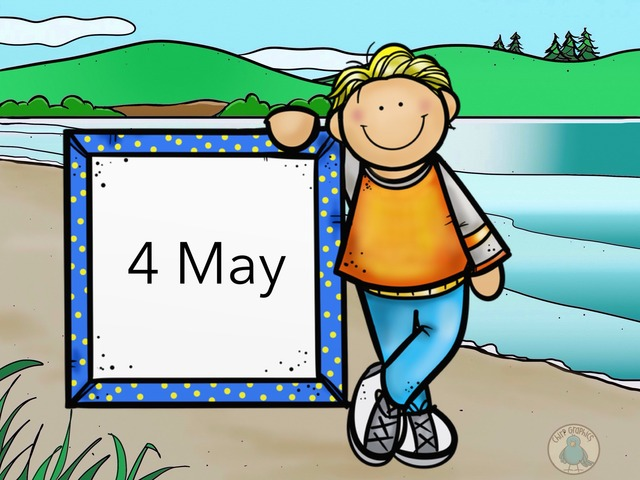 4 May by Resource Room