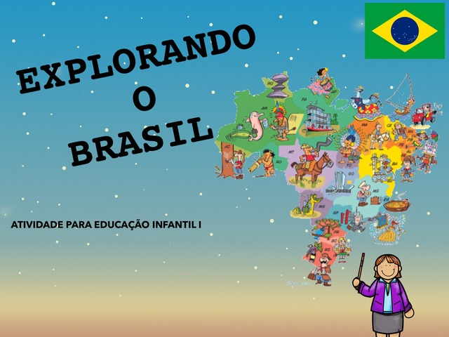 Explorando O Brasil by Pueri digital verbo divino
