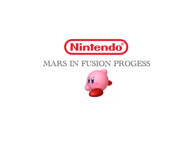 Mars In Fusion Progess by Nintendo Inc.
