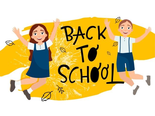 Okula Dönüş Oyunu by Hadi  Oyna