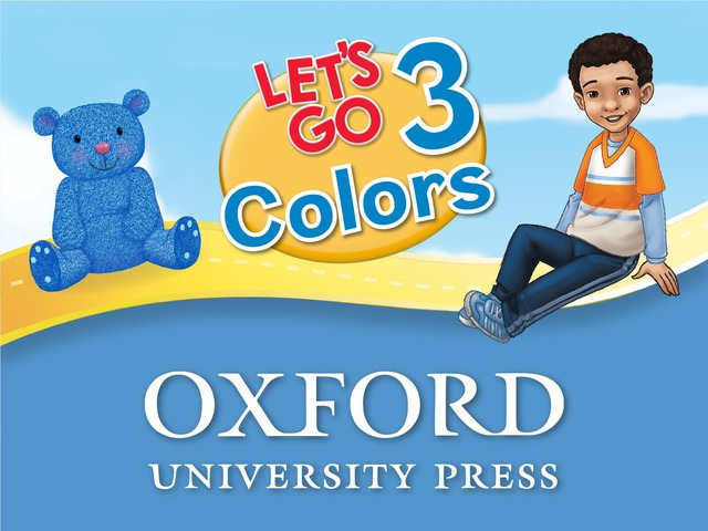 Let's Go: Colors - Let's Learn More  by Oxford University Press