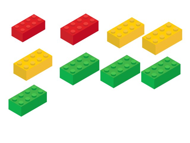 This game is about counting blocks. by Pilot Elementary