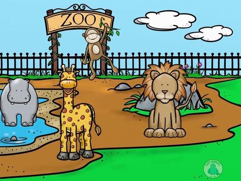 El Zoológico Y Las Preguntas by Marcela Frias Pfeiffer