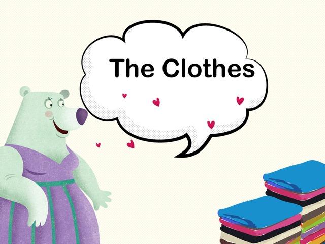 The clothes by Jose Sanchez Ureña