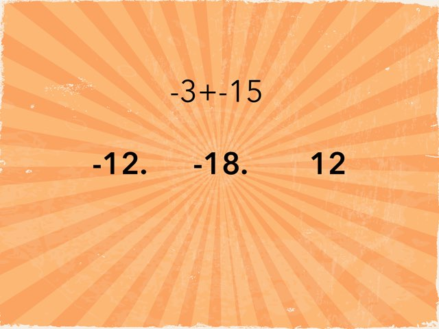 Integer Addition by Cathy Jeremko