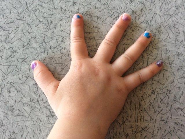 Fingerramsor by Maskrosen Horsbygården