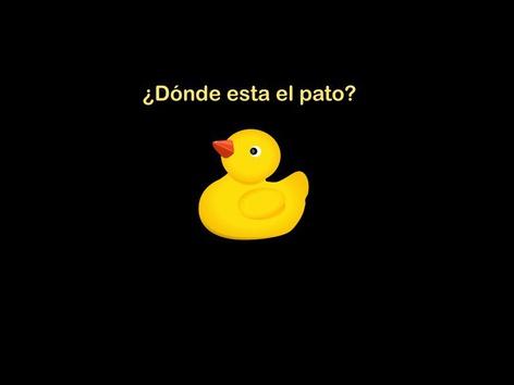 CVI: ¿Dónde Esta El Pato?  by Eunice Ramirez