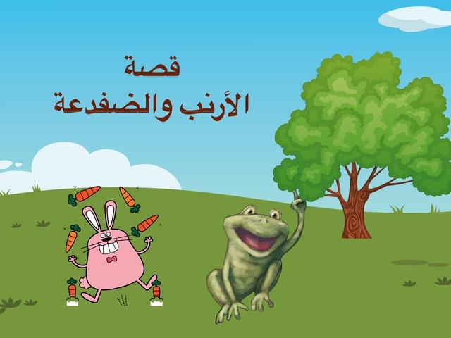 قصة الأرنب والضفدعة by فطوم مبارك